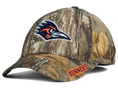 University of Texas San Antonio Roadrunners Top of the World NCAA Realtree XB1 Camo Cap