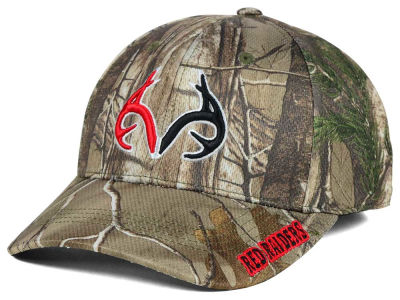 Texas Tech Red Raiders Top of the World NCAA Realtree XB1 Camo Cap