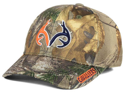 Virginia Cavaliers Top of the World NCAA Realtree XB1 Camo Cap