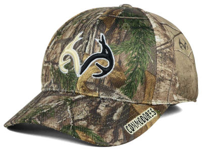 Vanderbilt Commodores Top of the World NCAA Realtree XB1 Camo Cap