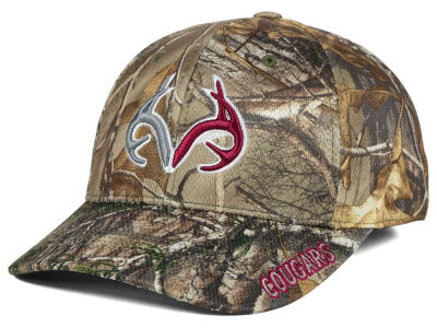 Washington State Cougars Top of the World NCAA Realtree XB1 Camo Cap