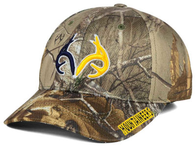 West Virginia Mountaineers Top of the World NCAA Realtree XB1 Camo Cap