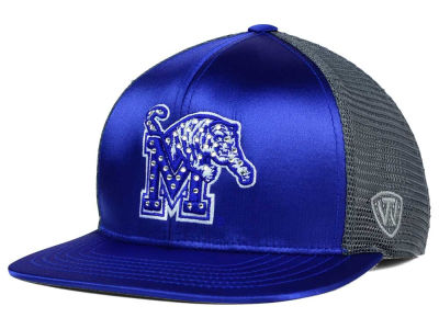 Memphis Tigers Top of the World NCAA Women's Big Satin Snapback Cap