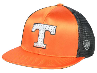 Tennessee Volunteers Top of the World NCAA Women's Big Satin Snapback Cap