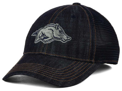 Arkansas Razorbacks Top of the World NCAA Sturdy Cap