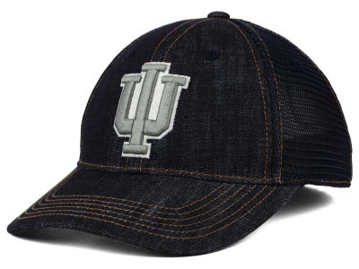Indiana Hoosiers Top of the World NCAA Sturdy Cap