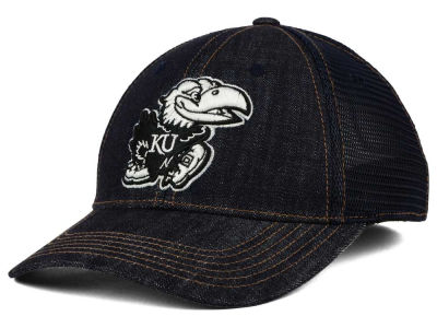 Kansas Jayhawks Top of the World NCAA Sturdy Cap