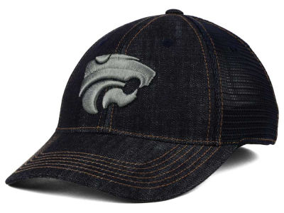 Kansas State Wildcats Top of the World NCAA Sturdy Cap