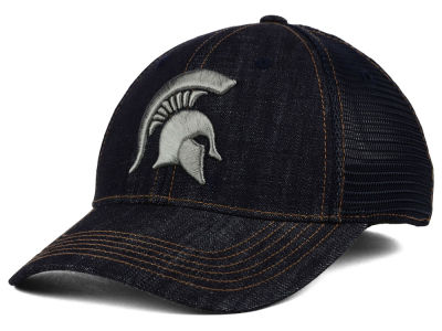Michigan State Spartans Top of the World NCAA Sturdy Cap