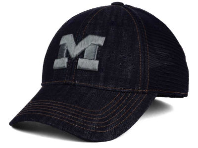 Michigan Wolverines Top of the World NCAA Sturdy Cap