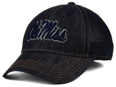 Ole Miss Rebels Top of the World NCAA Sturdy Cap