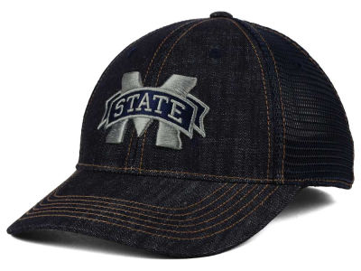 Mississippi State Bulldogs Top of the World NCAA Sturdy Cap