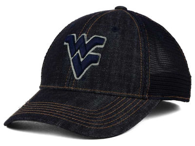West Virginia Mountaineers Top of the World NCAA Sturdy Cap