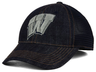 Wisconsin Badgers Top of the World NCAA Sturdy Cap