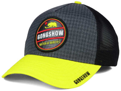 GONGSHOW Land of Hockey Trucker Hat