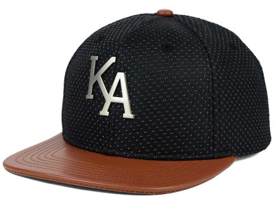 King Apparel Letterman Snapback Hat