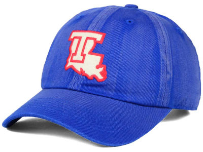 Louisiana Tech Bulldogs Top of the World NCAA Vintnew Cap