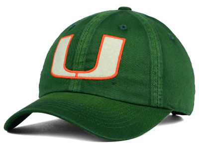 Miami Hurricanes Top of the World NCAA Vintnew Cap