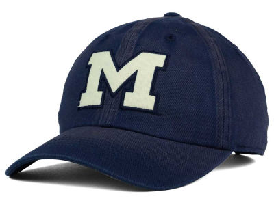 Michigan Wolverines Top of the World NCAA Vintnew Cap