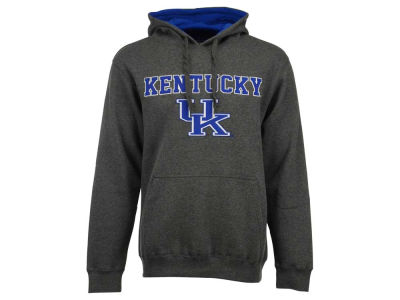 Kentucky Wildcats NCAA Men's Stacked Logo Applique Hoodie Sweatshirt