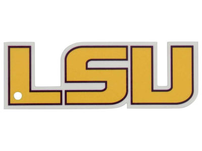 LSU Tigers Steel Magnet