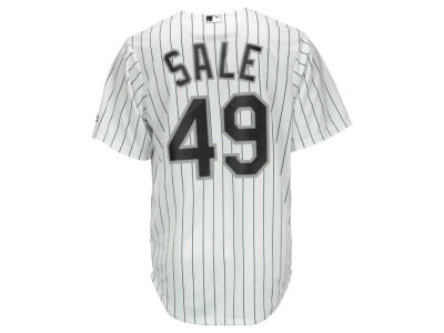 Chicago White Sox Chris Sale Majestic MLB Men's Player Replica CB Jersey