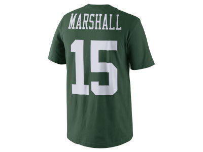 New York Jets Brandon Marshall Nike NFL Pride Name and Number T-Shirt