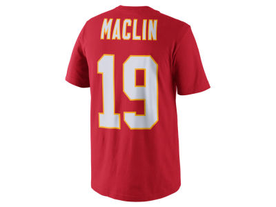 Kansas City Chiefs Jeremy Maclin Nike NFL Pride Name and Number T-Shirt