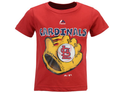 St. Louis Cardinals MLB Infant Baseball Mitt T-Shirt