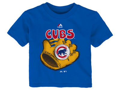 Chicago Cubs MLB Infant Baseball Mitt T-Shirt