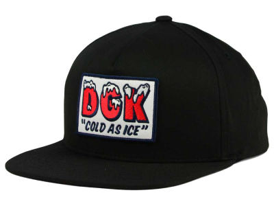 DGK Cold As Ice Hat