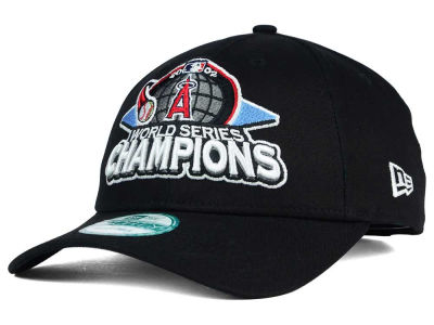 Los Angeles Angels 2002 New Era MLB 20th Anniversary World Series Champ 9FORTY Cap