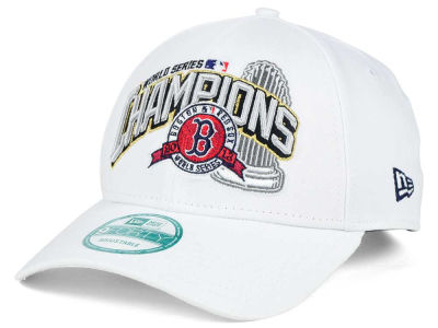 Boston Red Sox 2013 New Era MLB 20th Anniversary World Series Champ 9FORTY Cap