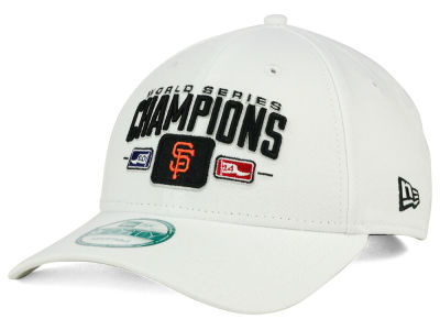 San Francisco Giants 2014 New Era MLB 20th Anniversary World Series Champ 9FORTY Cap