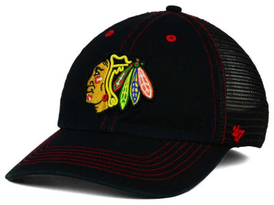 Chicago Blackhawks '47 NHL Flexbone '47 CLOSER Cap