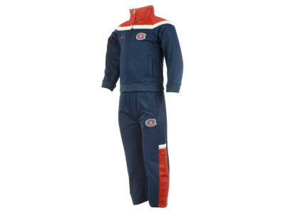 Montreal Canadiens NHL CN Toddler Trainer Pant Set