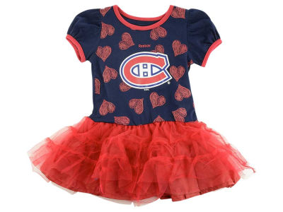 Montreal Canadiens NHL Toddler Tutu Dress