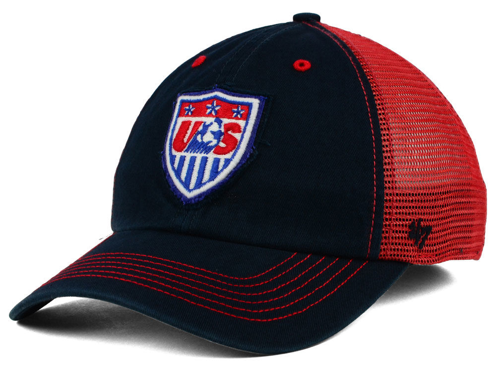 USA  47 US Soccer Mesh  47 CLOSER Cap  7f5dbbb9f32