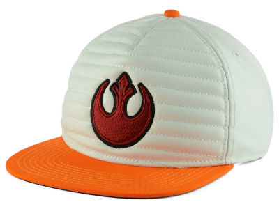 Star Wars Rebel Pilot Helmet Logo Snapback Hat