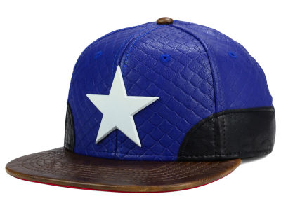 Captain America Marvel Suit Up Snapback Hat