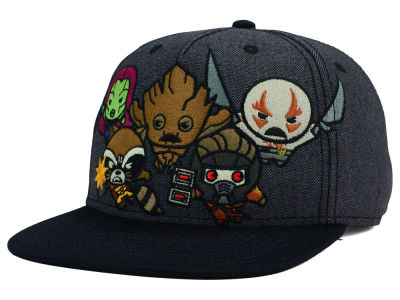 Marvel Kawaii Snapback Hat
