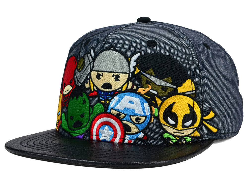 new style 60ad2 b5cf7 ... usa marvel kawaii snapback hat 26f39 11ef1