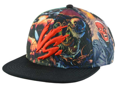 Marvel VS Sublimated Snapback Hat