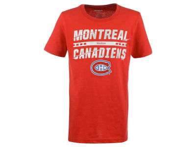 Montreal Canadiens NHL CN Youth Iced Over T-Shirt