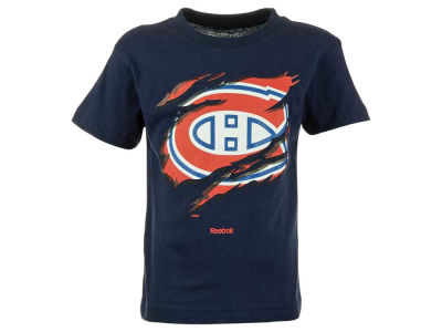 Montreal Canadiens NHL Child Ripped Off T-Shirt