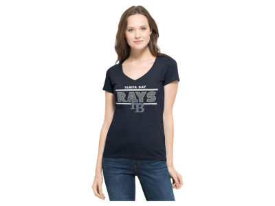 Tampa Bay Rays '47 MLB Women's Speckle Flanker T-Shirt