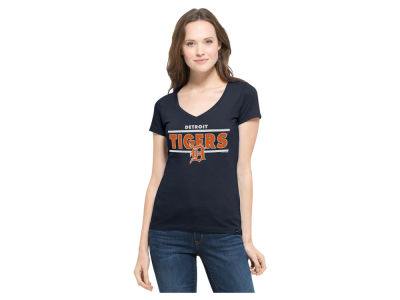 Detroit Tigers MLB Women's Speckle Flanker T-Shirt