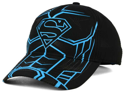Superman DC Comics Body Armor Snapback Hat