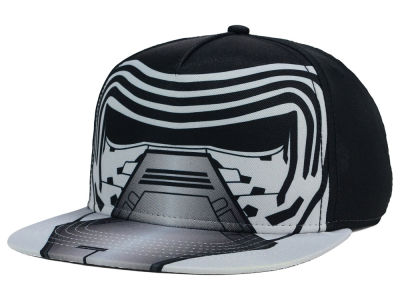 Star Wars Youth 7 Kylo Ren Big Face Hat