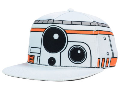 Star Wars Youth 7 BB8 Big Face Hat